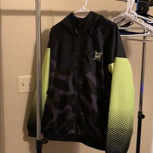 Brand new never worn without tags Nike windrunner